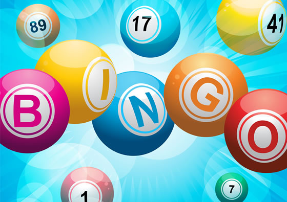 Carolines Charity Bingo